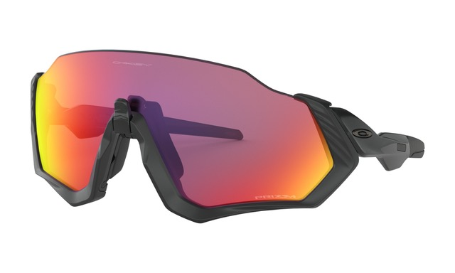 oakley black prizm road