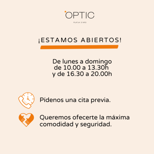 optic platja daro horario