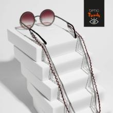gafas chanel con cadena para colgar del cuello