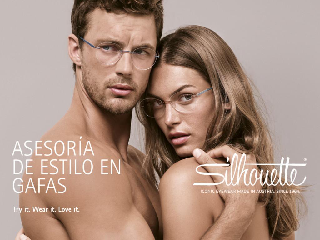 Descobreix les ulleres Silhouette 2019 per a home i dona en l'assessoria d'estil personalitzada a ÒPTIC Platja d'Aro