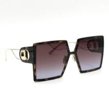 gafas de sol cuadradas oversize de Dior 2021